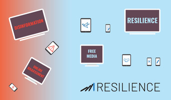 Resilience: Civil Society for Media Free of Hate and Disinformation